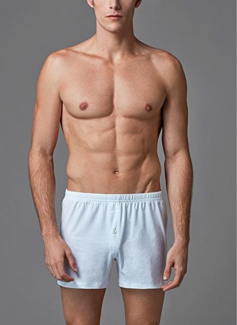 Eros Boxer 2'li Beyaz